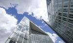 Spiegel Redaktion Hamburg Architekturfoto mit stürzenden Linien