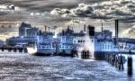 HDR Hamburger Hafen