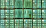 HDR containertrerminal hafen