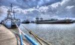 HDR Hafencity