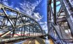 HDR Hafenbahn Elbbrücken