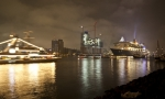 Queen Mary 2 und die Elbphilharmonie