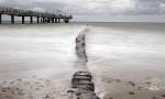 Langzeitbelichtung Ostsee