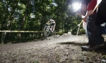 Downhill Contest im Harz Amateure mit Drop