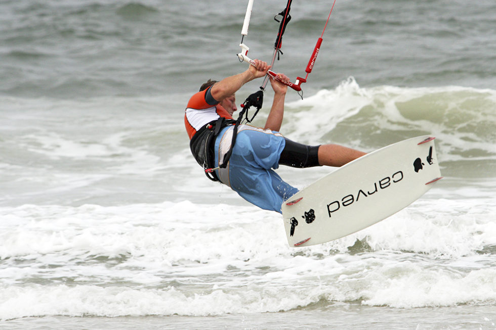 Foto kite world cup st peter ording nordsee
